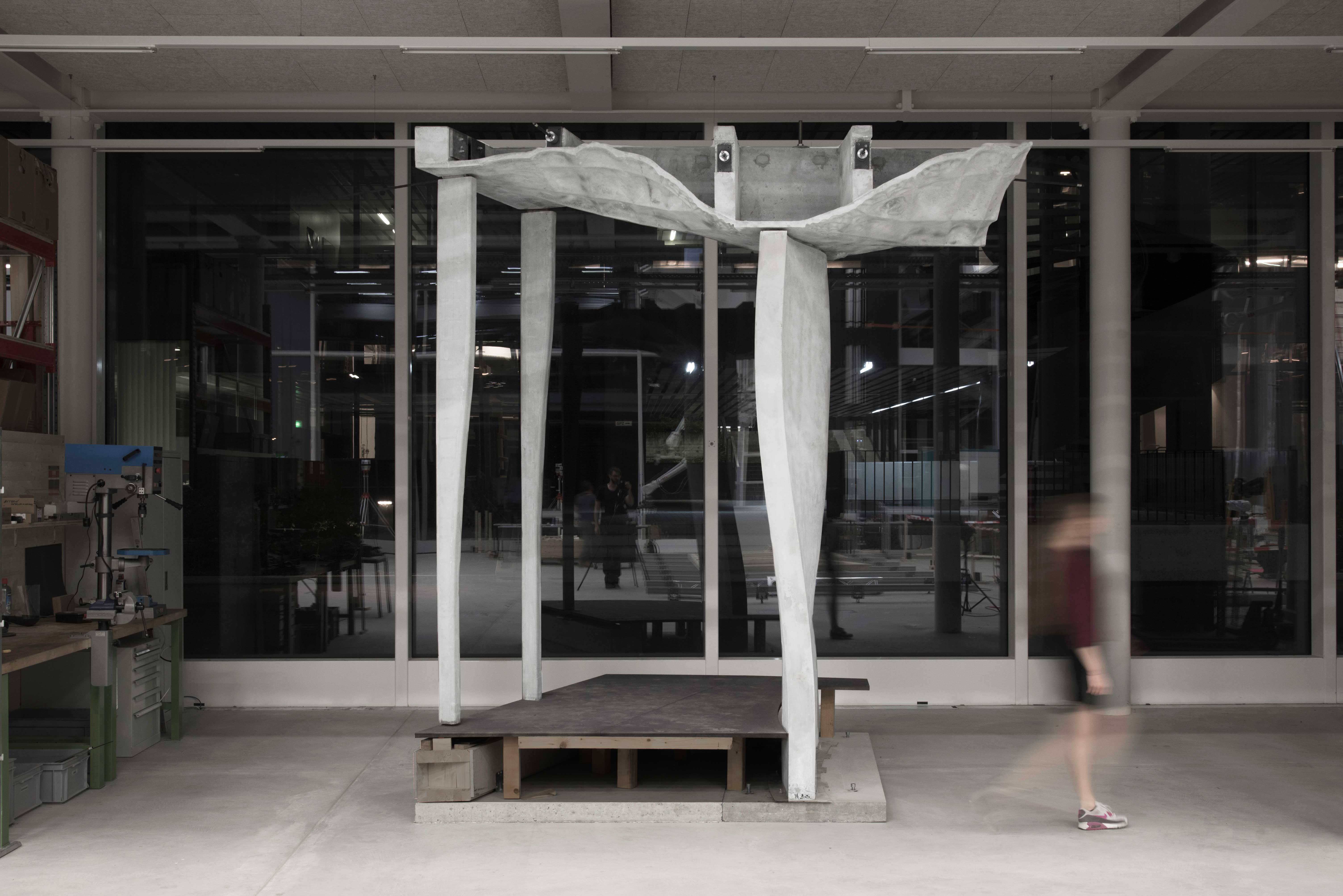 Rob Arch 2018 Robotic Fabrication In Architecture Art And Design